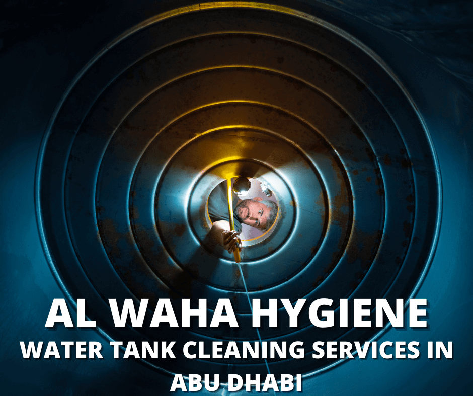 Water Tank Cleaning Services in Abu Dhabi